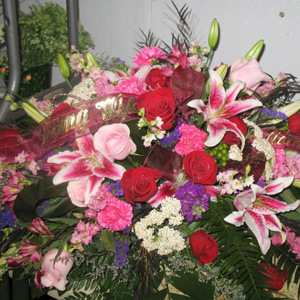 Floral arrangements for Sympathy
